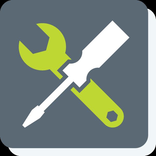 icon, maintenance